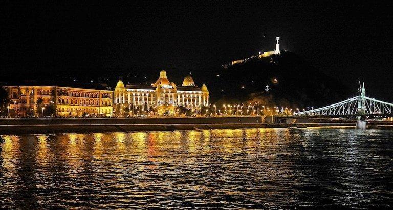 Städtereisen Budapest bei Nacht Unterkünfte