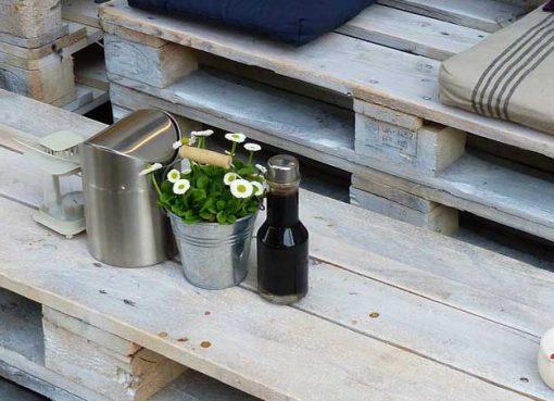 Gartenbank selber bauen – Kostenlose Anleitung des DIY Trends