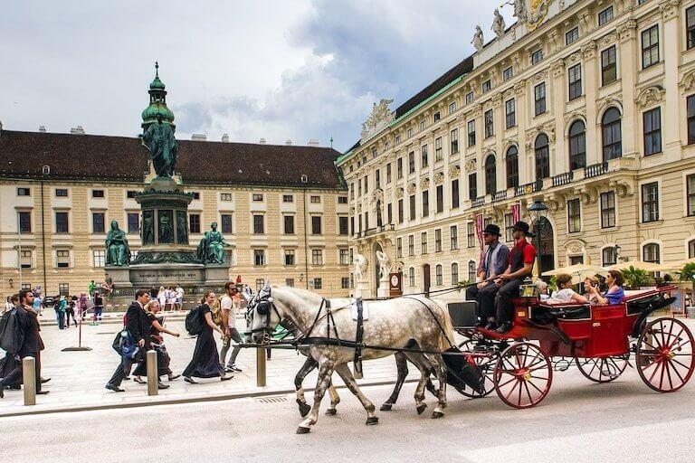 Städtereise Europa Top 10 Wien