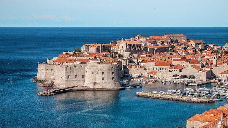 Städtereisen Europa Top 10 dubrovnik