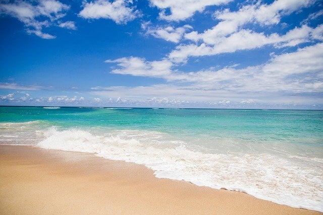 Urlaub am Strand 2020