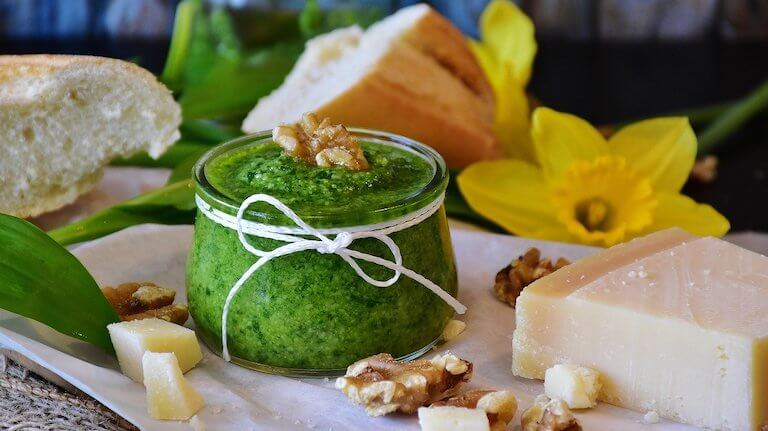 Pesto Salsa Verde
