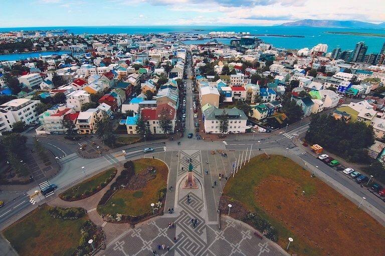 Städtereisen Europa Reykjavik Nördlichste Hauptstadt Europas