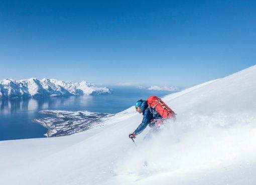 Skitouring Trend Sport 2020 einsame Pisten