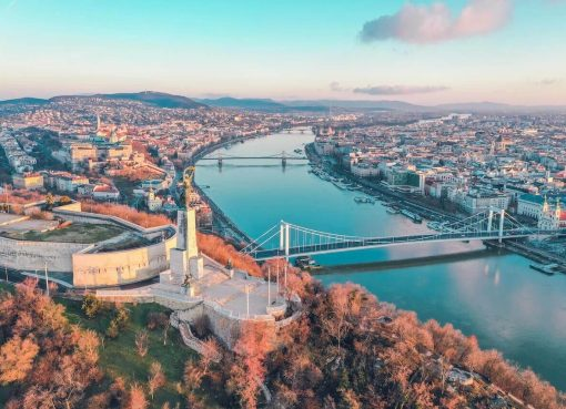 Städtereise Budapest - Trend Stadt Budapest
