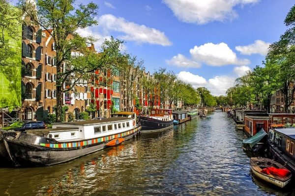 Städtereisen Europa Amsterdam