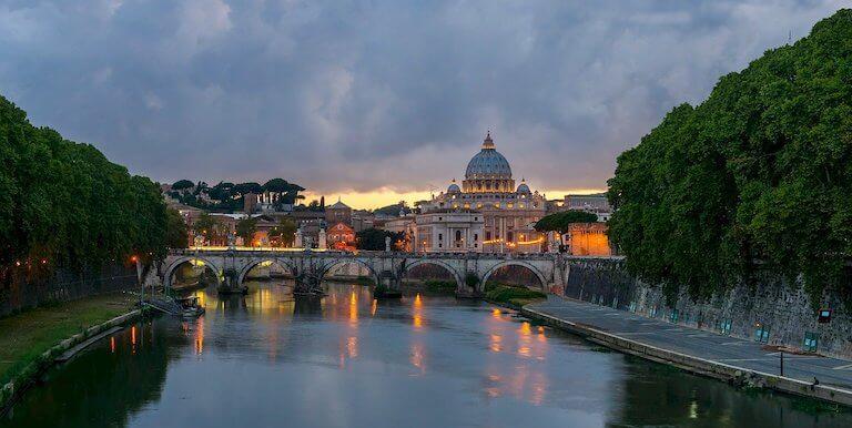 Städtereisen Europa romantische Staedte Rom