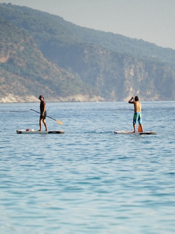 Stand up paddling – Alles zum Top Trend