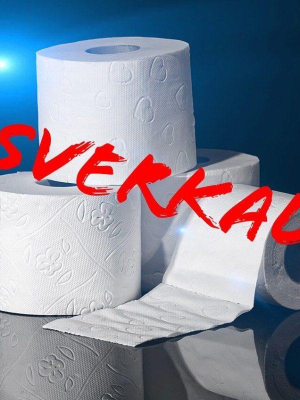 "Globaler ""Negativ Top Trend 2020"" – Toilettenpapier horten!"