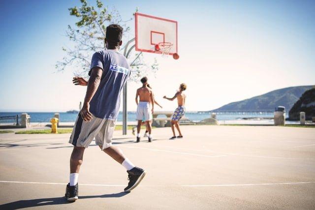 trendsportarte 3x3-basketball-streetball bei olympischen spielen 2020
