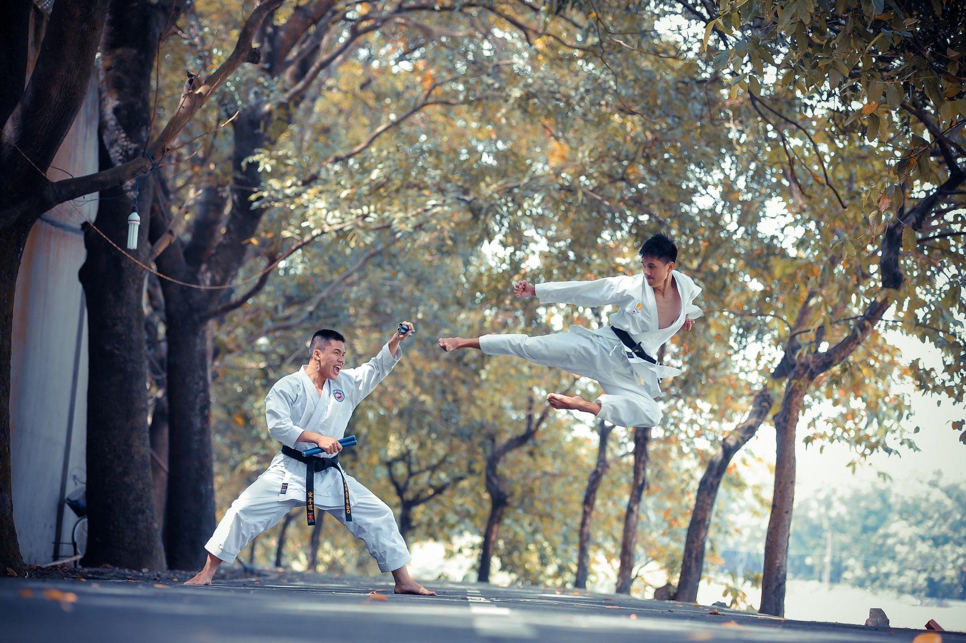 trendgeil.com trendsportarten 2020 olympische-spiele Karate
