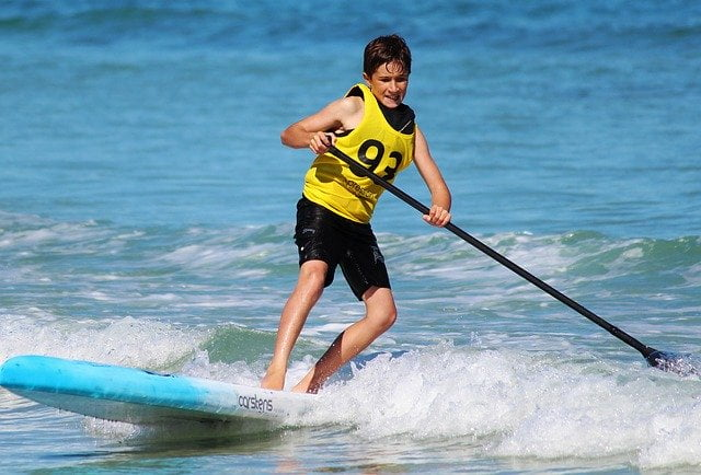 sport trends 2020 stand-up-paddling