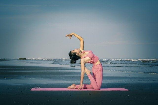 sport trends 2020 yoga