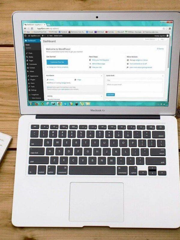 Eine Business Webseite in WordPress erstellen?