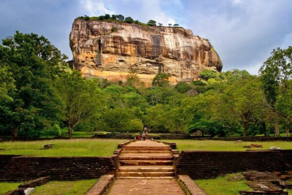 Kulturdreieck Sri Lanka - Sigiriya