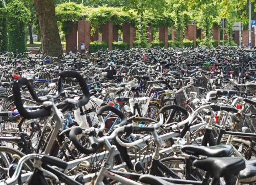 Fahrradstadt Münster – Die Stadt mit dem Fahrrad erkunden