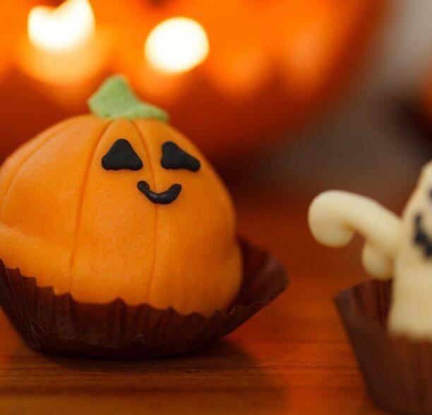 Halloween essen für Kinder