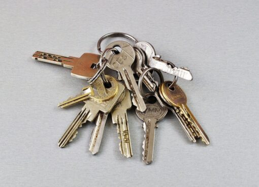 DIY: Schlüssel Organizer selbst bauen