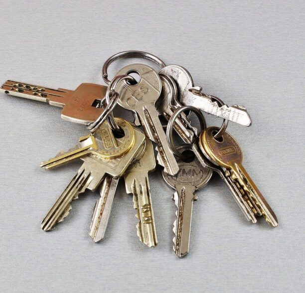 Schlüssel Organizer - Key Organizer