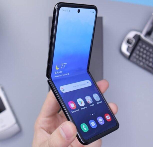 Smartphone Trends 2021 - Faltbare Smartphones